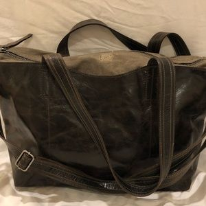 Rough & Tumble shoulder bag